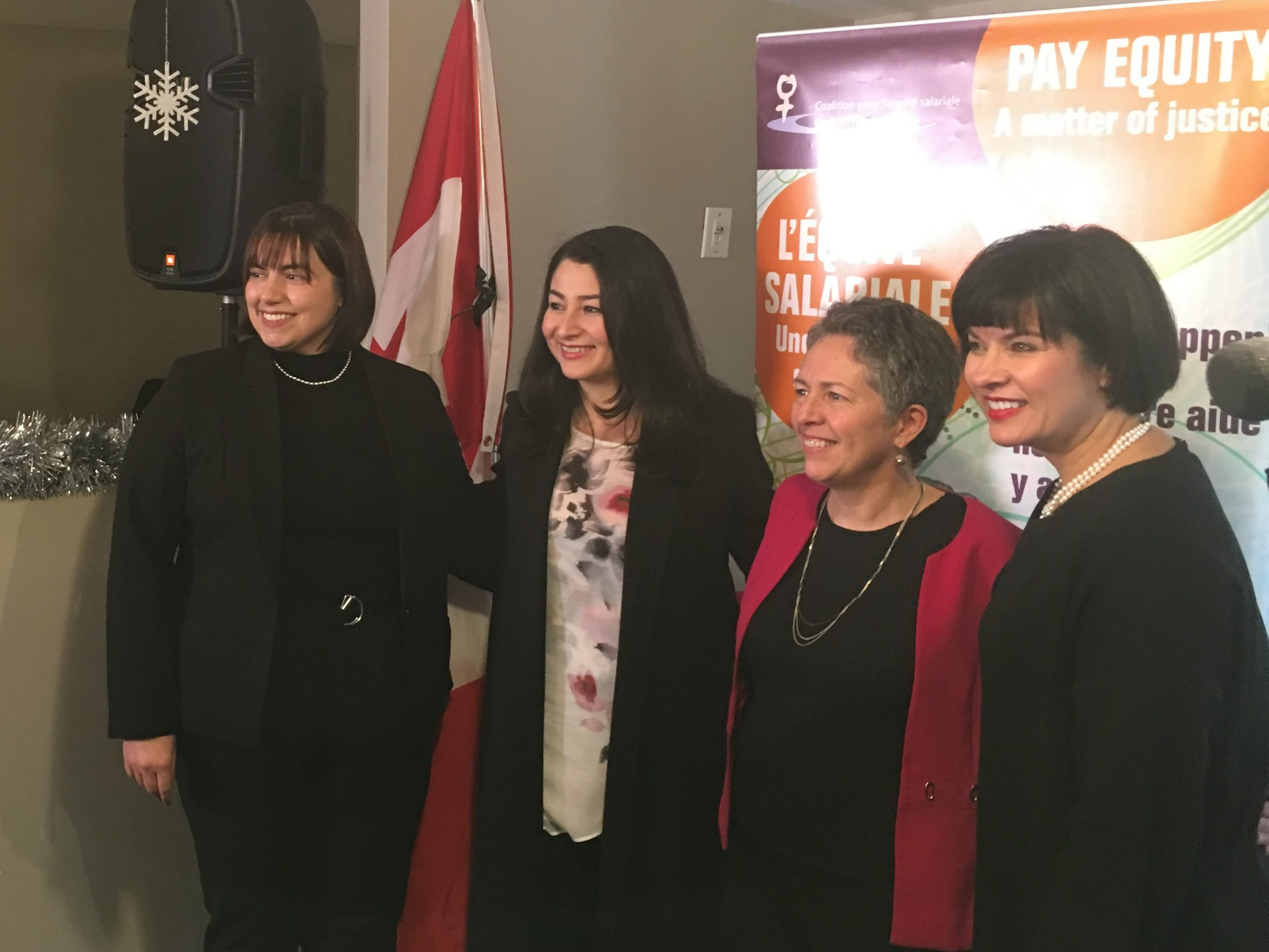 NB Coalition For Pay Equity To Study Caregiving Sector With Federal Funding