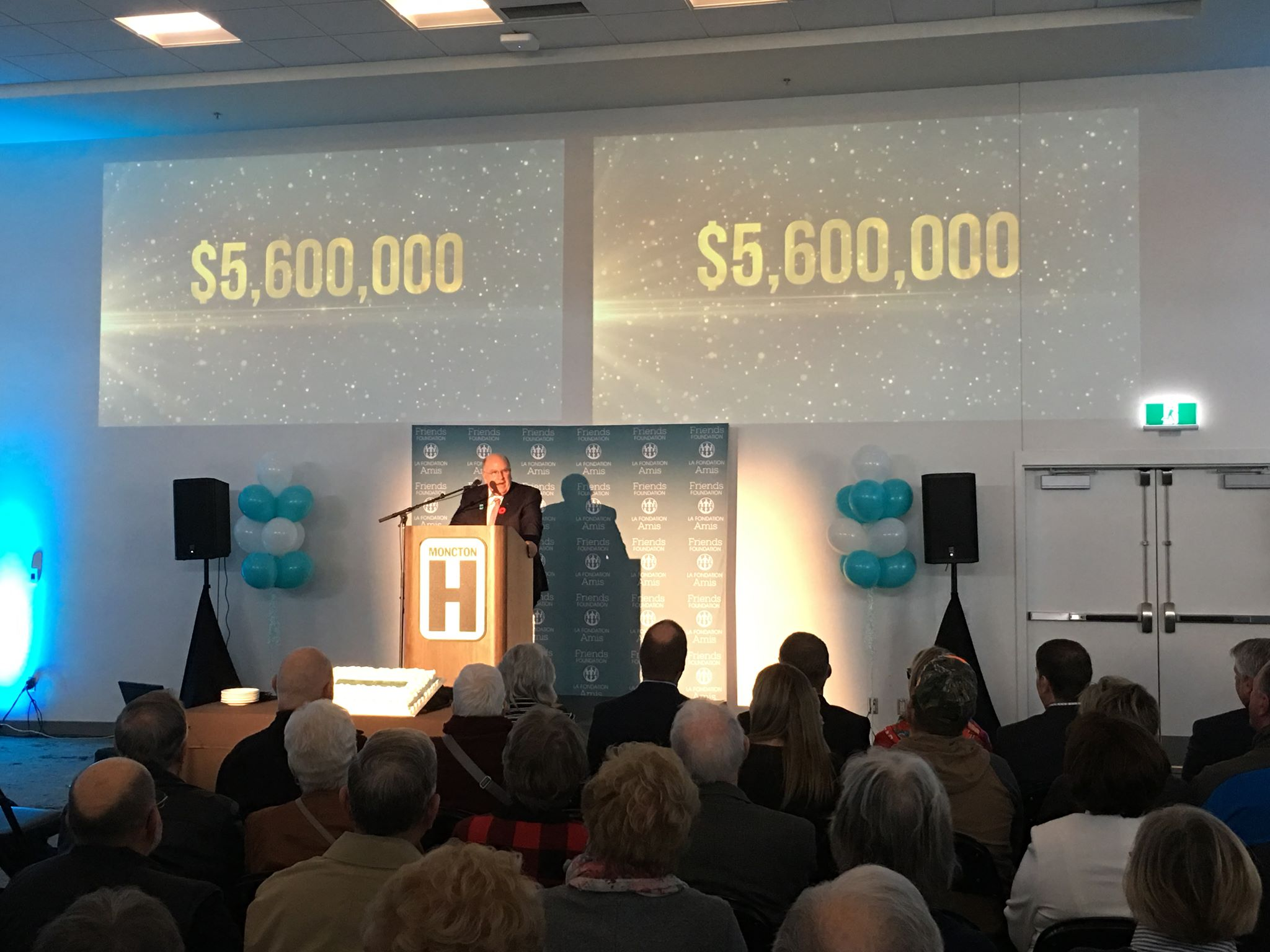 Moncton Hospital Foundation Launches Most Ambitious Campaign Yet