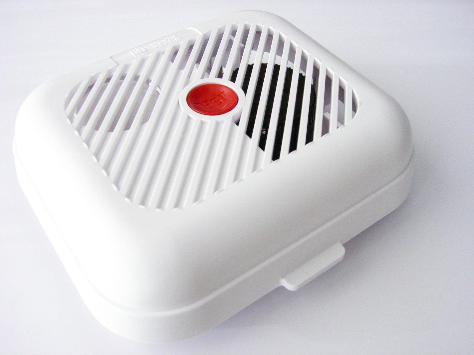 Change Smoke Alarm Batteries When Clocks Go Back