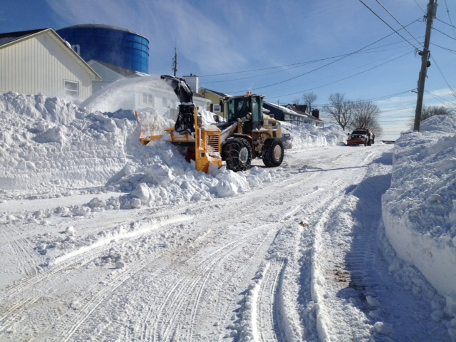 Winter Weather Keeping Insurance Companies Busy