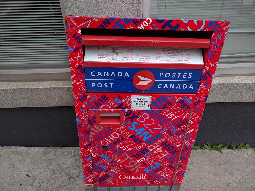 Postal Strikes in 7 N.B. Communities