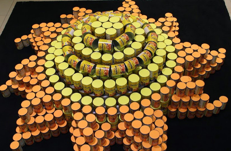Canstruction 2015 Set For Thursday