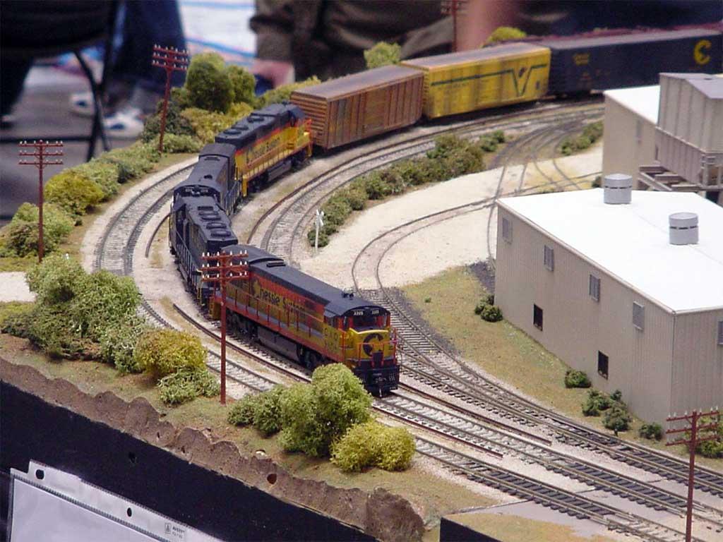 Moncton Model Railroad Show Arrives | 91 9 The Bend