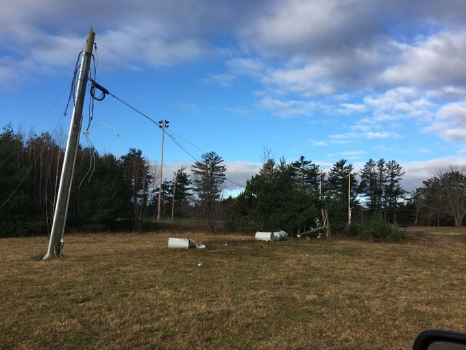 More Power Outages in Greater Fredericton Area