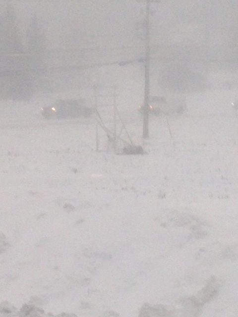 Blowing Snow Expected To Cause Poor Visibility In NB