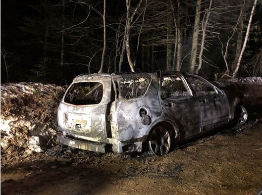 Riverview RCMP Ask Public For Information On Vehicle Arson