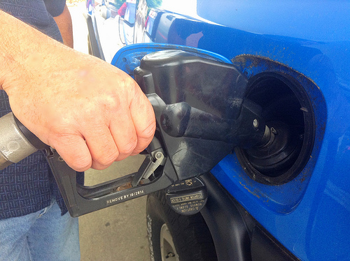 NB Gas Prices On Their Way Back Down