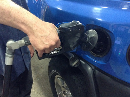 NB Gas Prices Decrease To Kick Off New Year