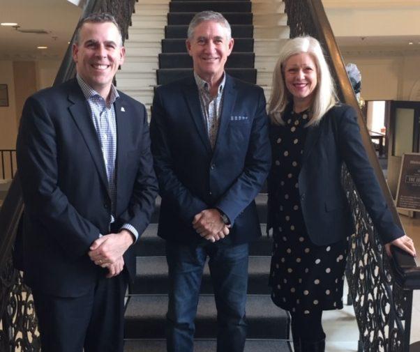 Moncton, Fredericton, Saint John Mayors Meet For Quarterly Discussion