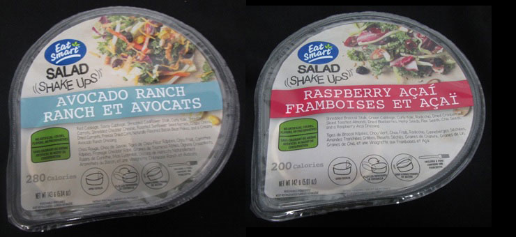 Eat Smart Packaged Salads Recall Expanded
