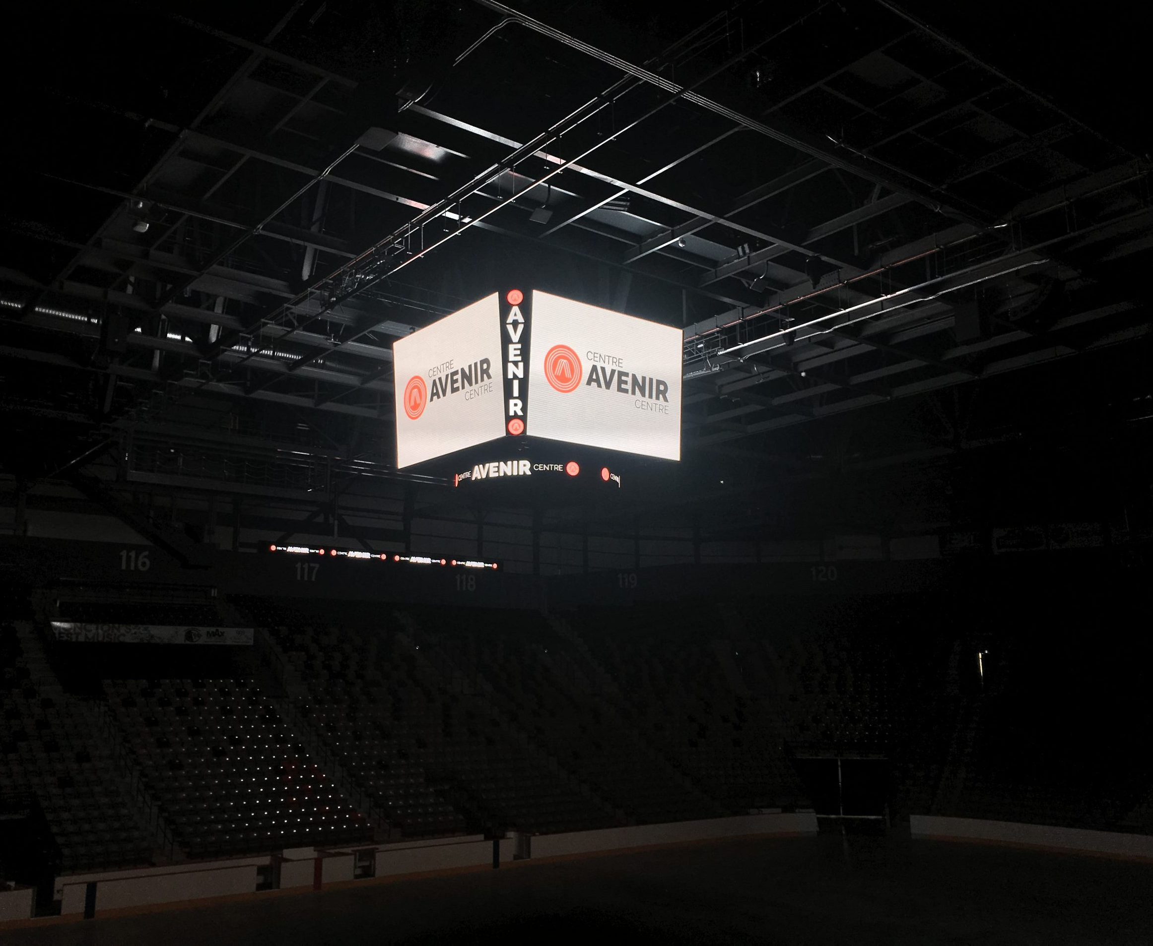 Moncton Wildcats Post 22% Attendance Increase In New Avenir Centre