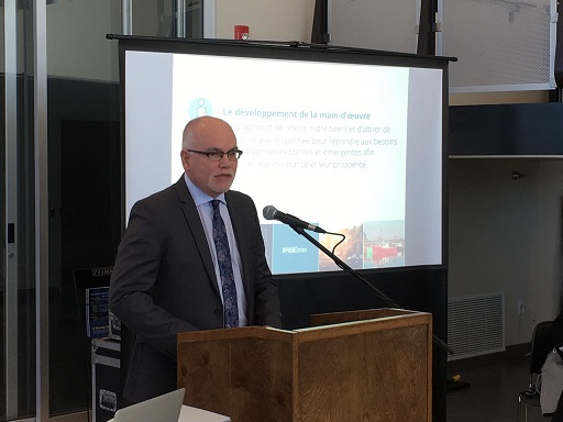 """GMCC Describes Greater Moncton Economy As """"Hot"""" In 2018"""