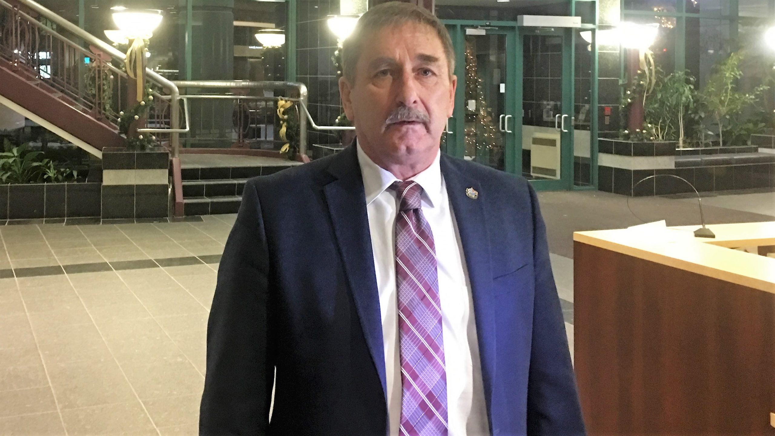 Moncton Councillor Wants Criminal Record Checks For Municipal Politicians