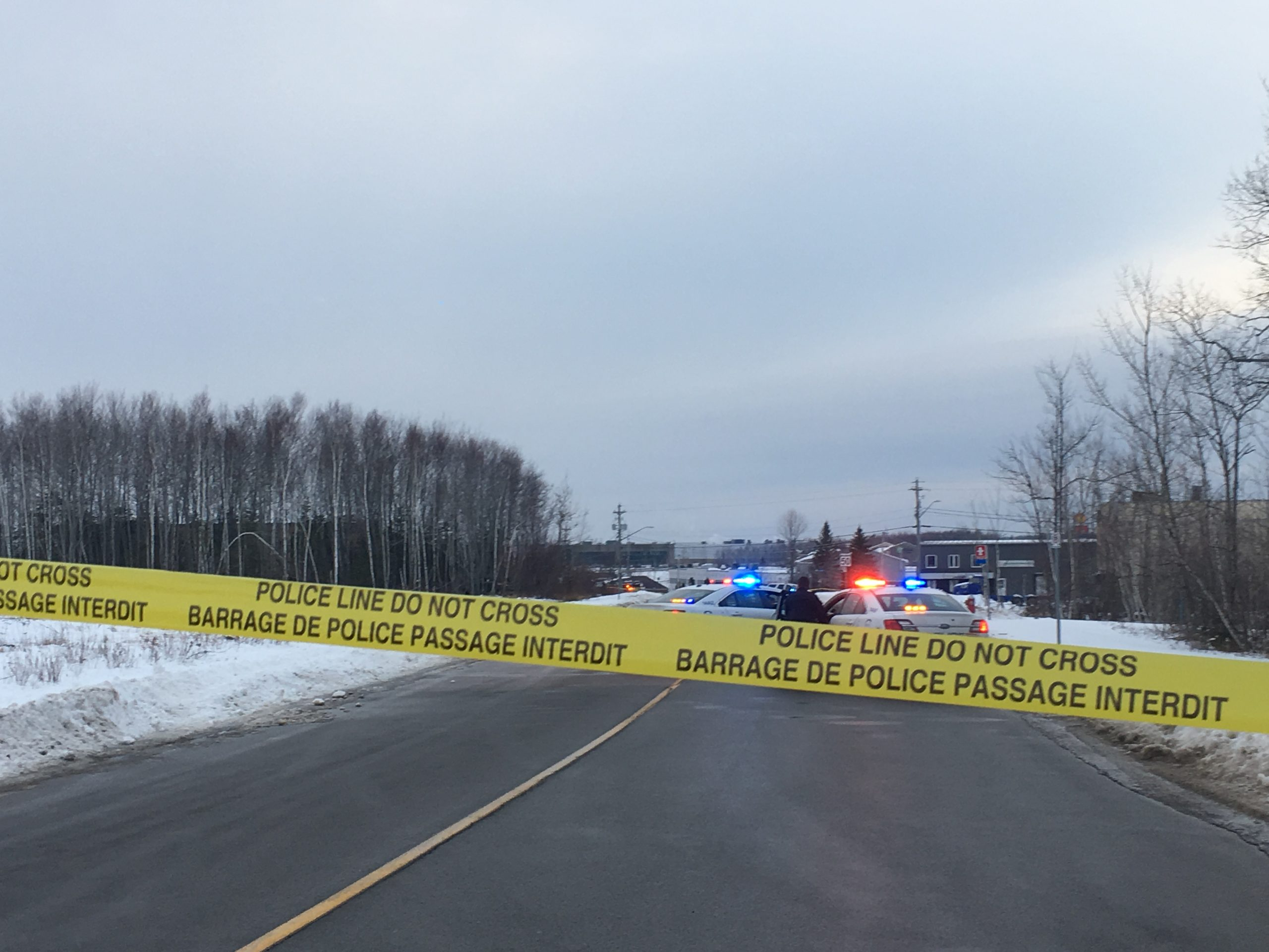 RCMP Officer Fired Weapon At Suspect In Saturday's Shooting In Dieppe