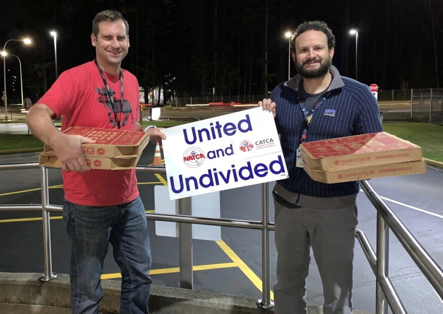 It's 'Slice' To Help Out: Canadian Air Traffic Controllers Buy Pizza For American Colleagues