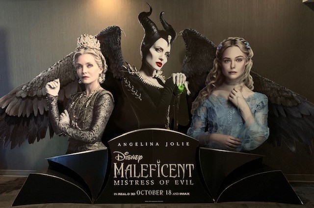 Film Profile Maleficent Mistress Of Evil Takes Flight