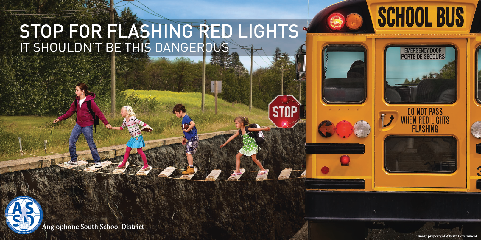 Concerns About School Bus Safety As Drivers Ignore Flashing Lights