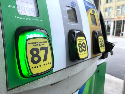Fuel Prices Down In N.B.