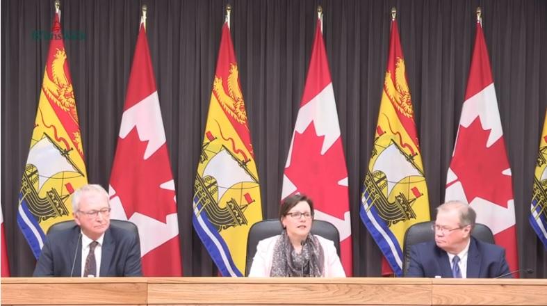 New Brunswick reports first presumptive COVID-19 case — NewsAlert