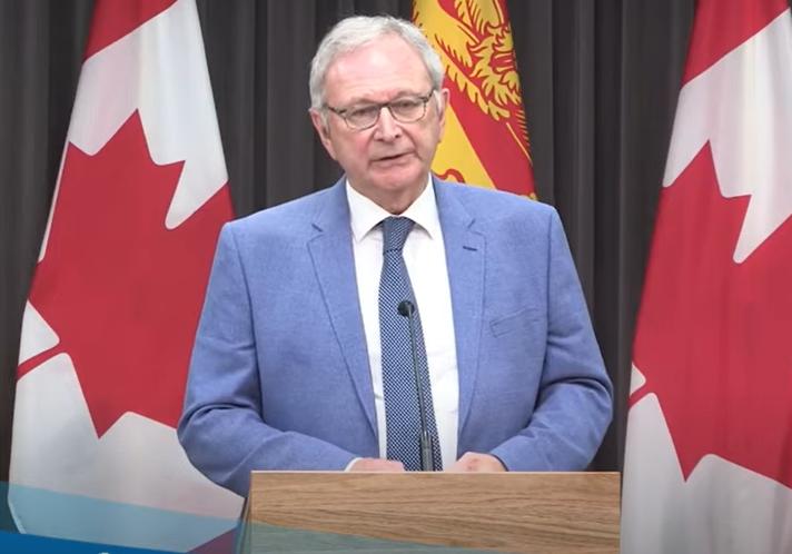 New Brunswick legislature adjourned as new COVID-19 cases reported in province