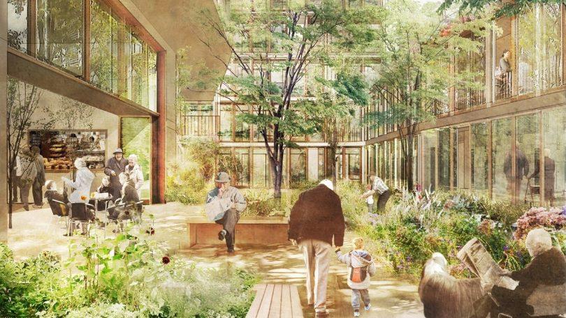 Proposed Luxury Residential Retirement Community In Millidgeville