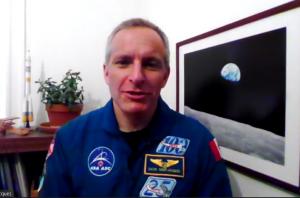 - david saint jacques 300x198 - Astronaut Talks Physical/Mental Health, Space And Mars