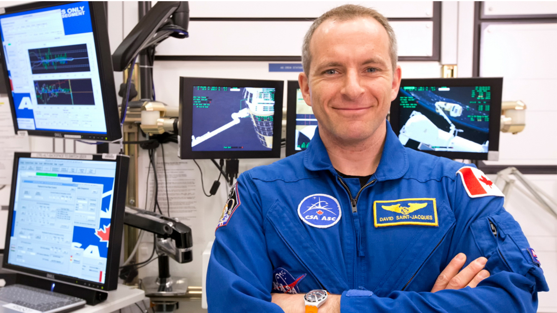 Astronaut Talks Physical/Mental Health, Space And Mars
