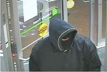 Saint John Police Release Photos Of TD Canada Trust Robbery