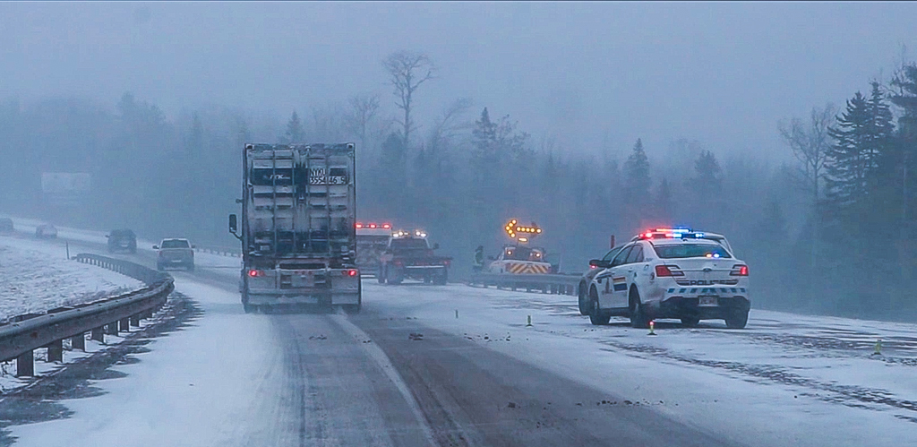 Armoured Vehicles Latin America ⁓ These Accidents On 85 Near