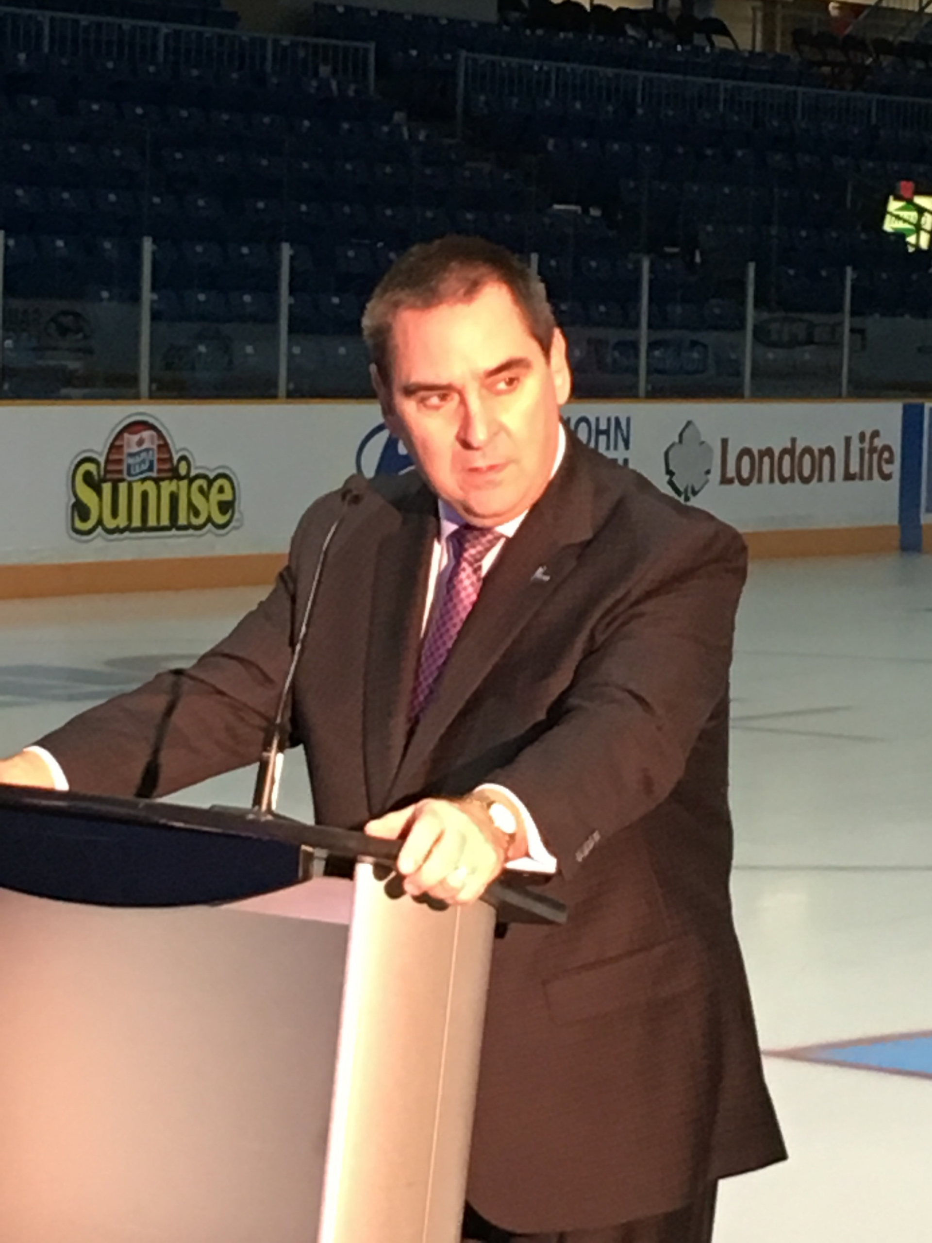 The Quebec Major Junior Hockey League President Launches