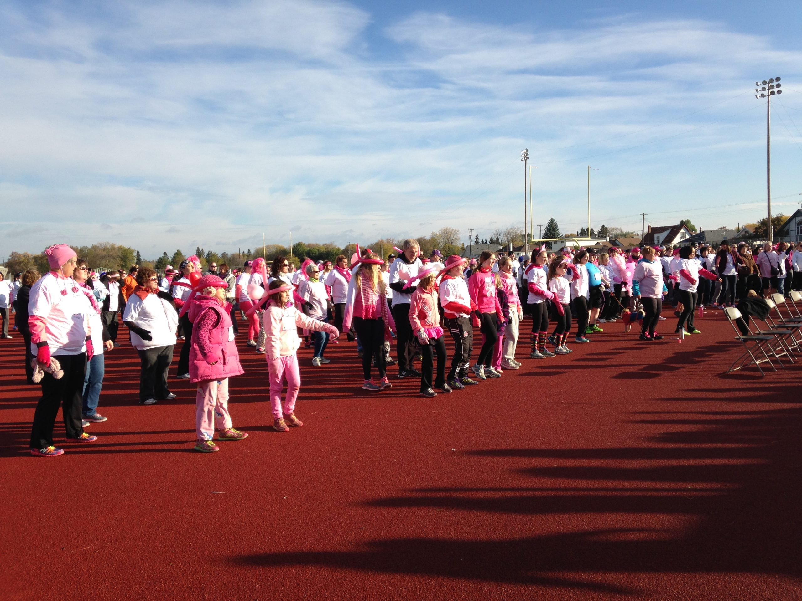 500 Expected To Run For The Cure