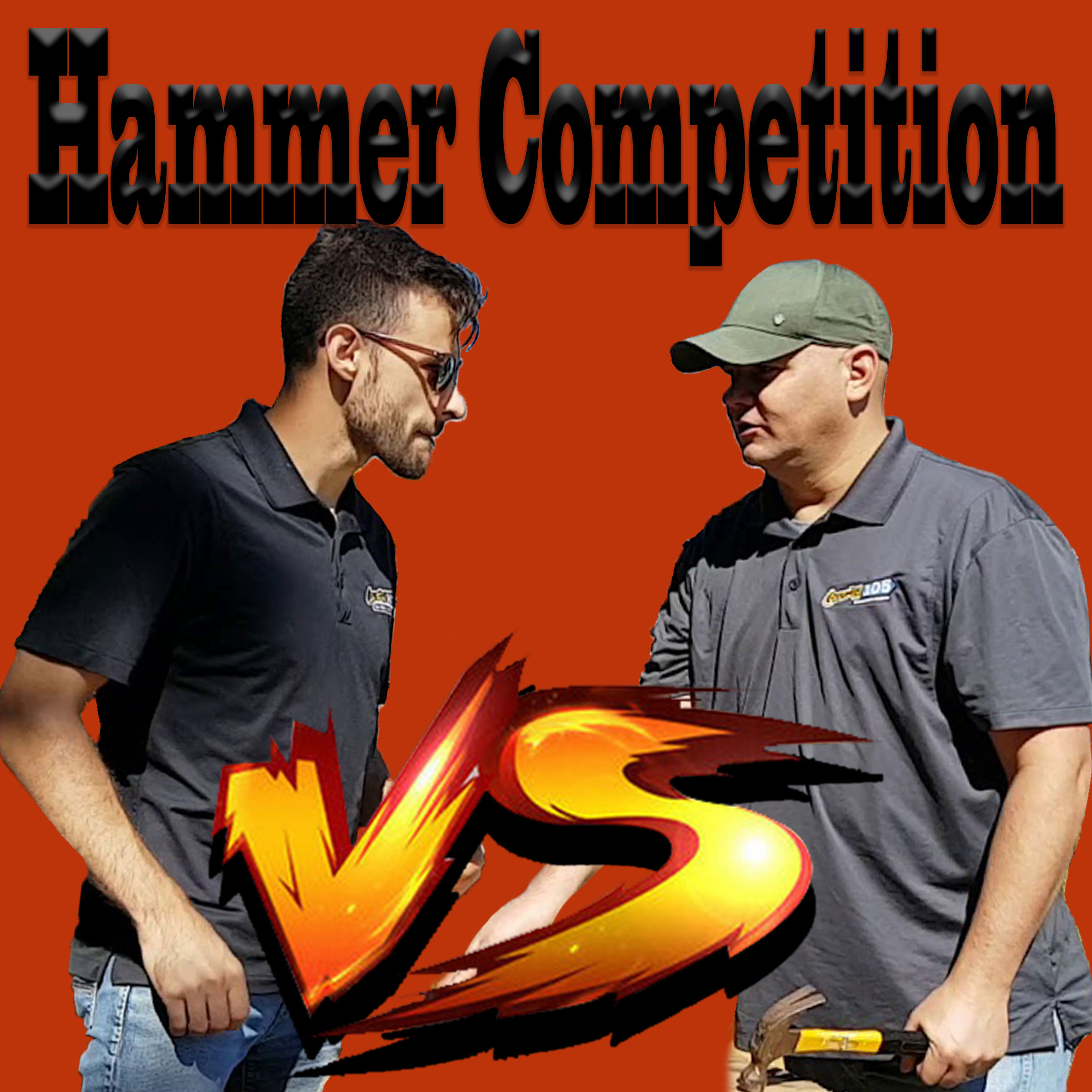 Hammer Contest: Andy Vs Trent