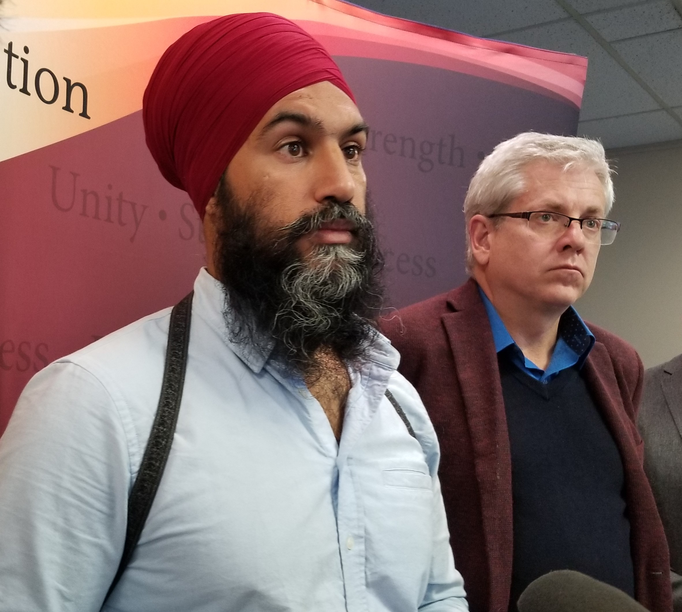 NDP Pushing For Suicide Prevention