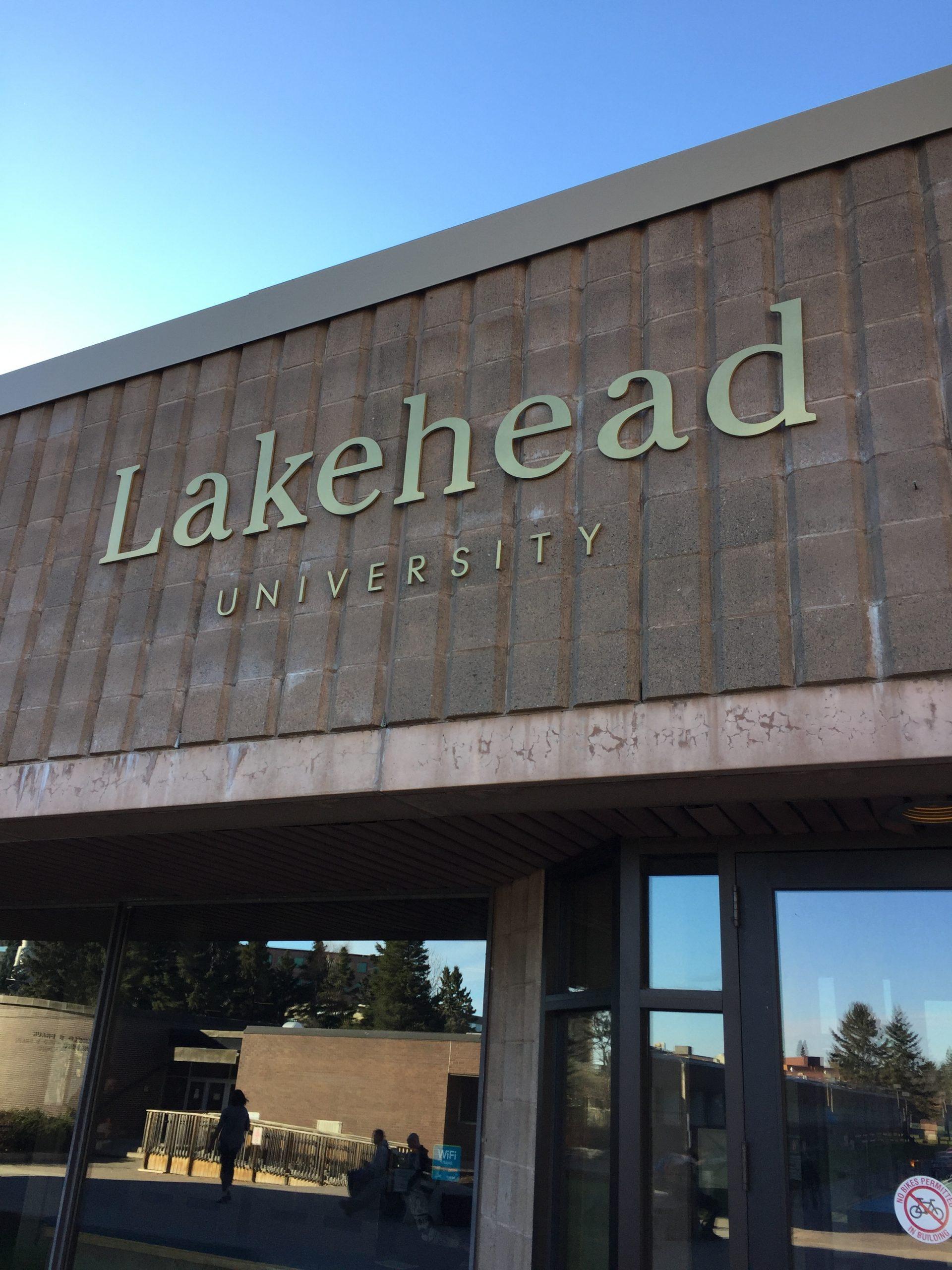 Ron MacLean Visits Lakehead