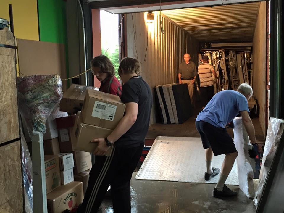 Charity Ships Medical, Sewing Supplies
