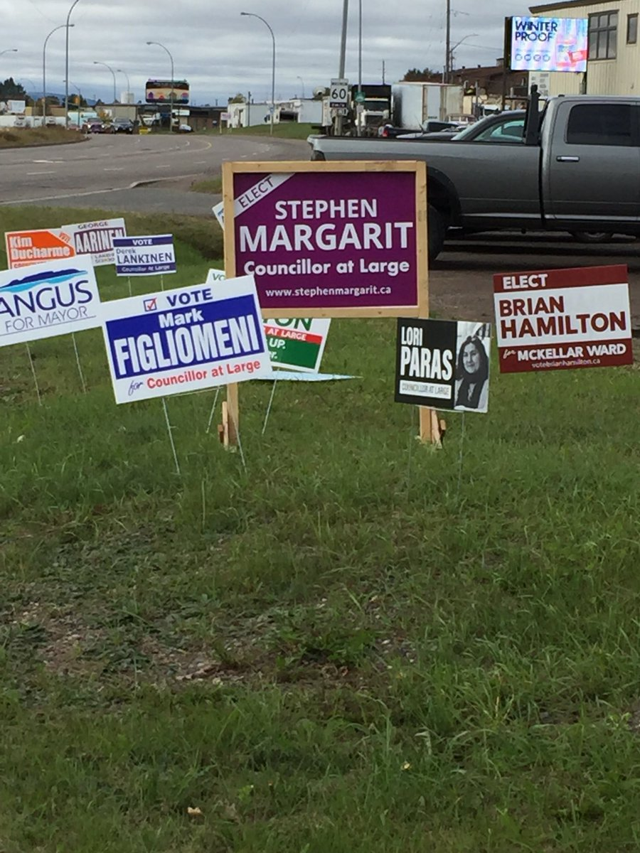 What To Do With Election Signs