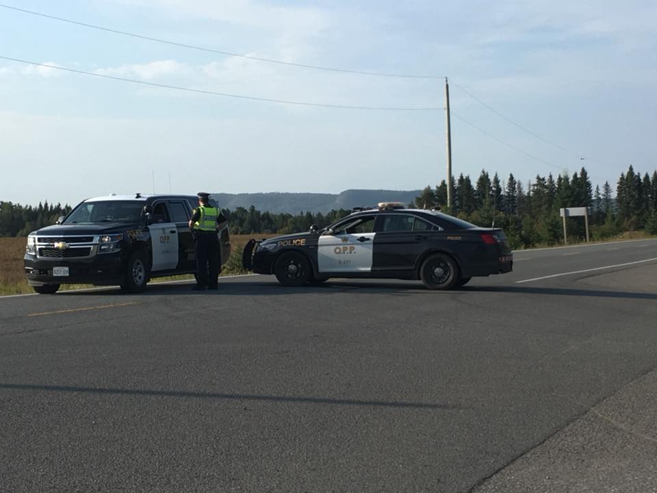 Man In Custody After 61 Closed