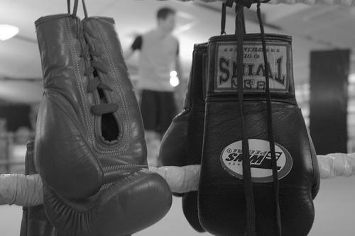 Police Spotlight Youth Boxing Program