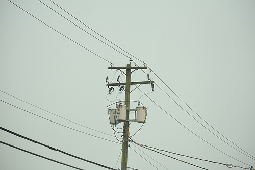 Rain Storm Causes Power Outages