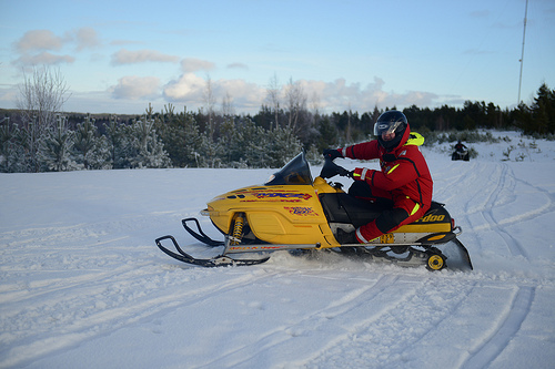 Snowmobile Safety Training Going Online