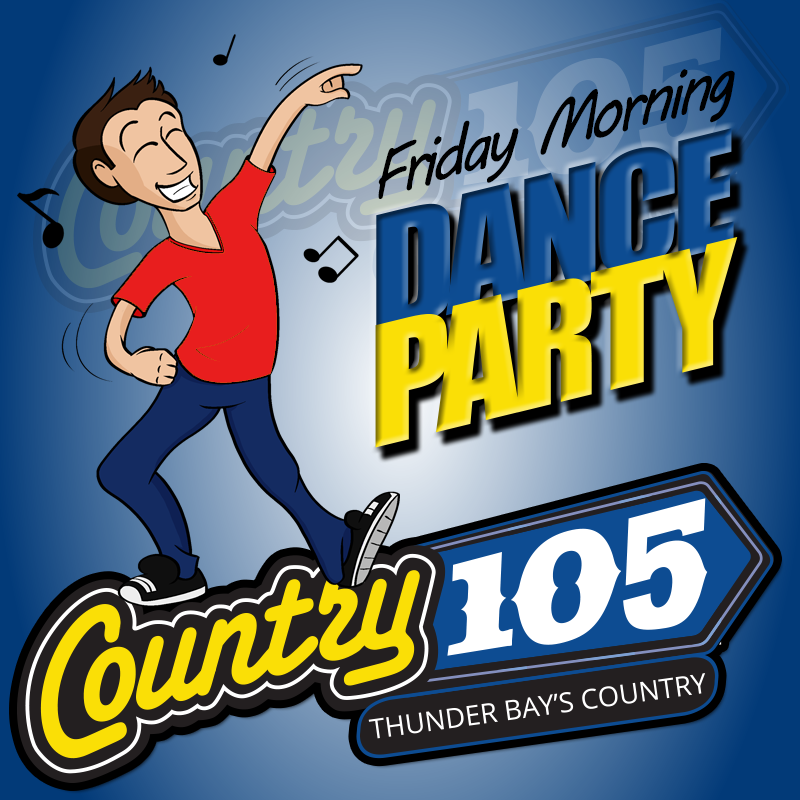 Friday Morning Dance party: October 12, 2018
