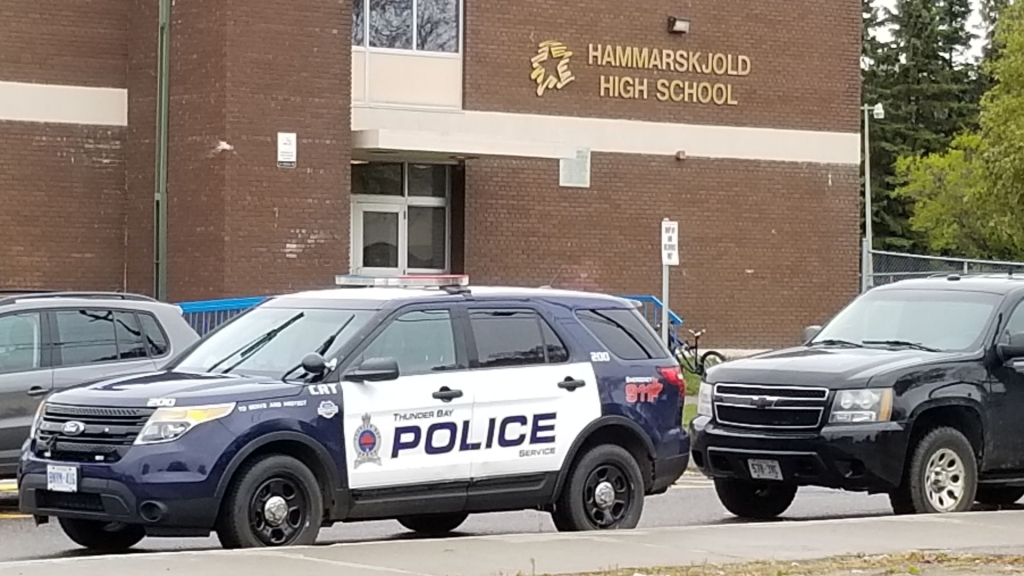 Update: Hold & Secure Lifted At Hammarskjold