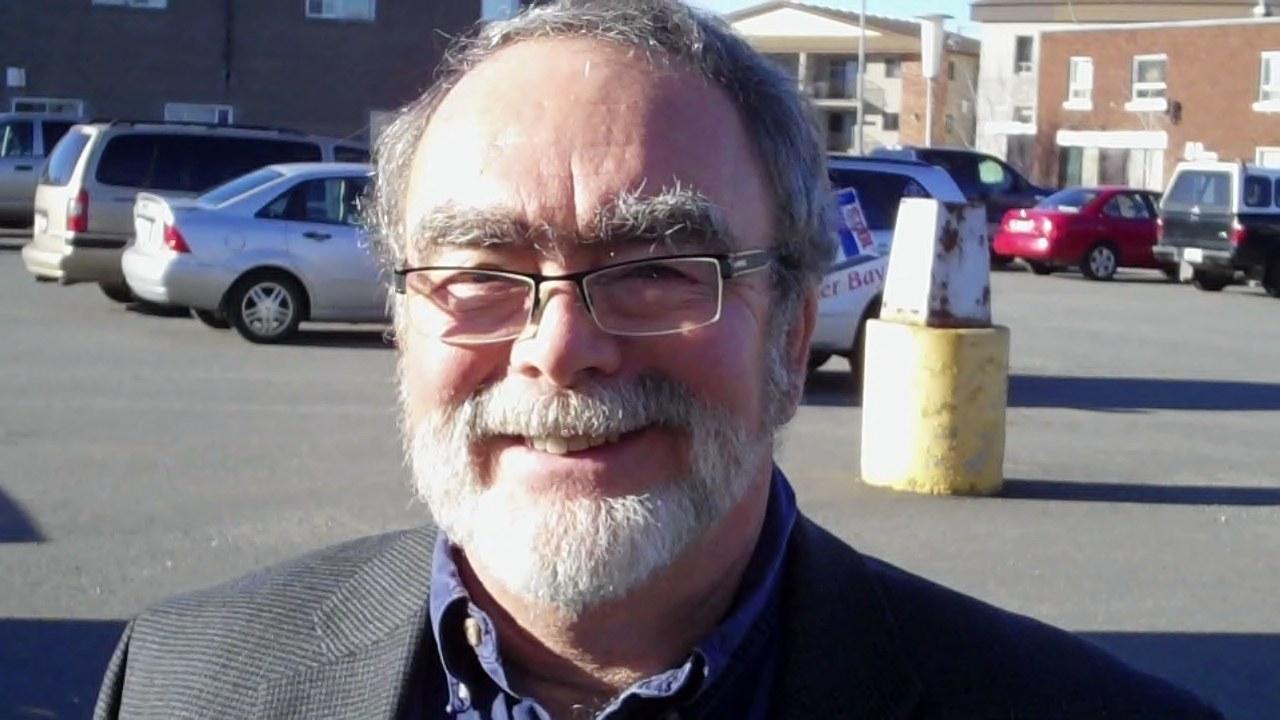 Angus Bids Council Farewell
