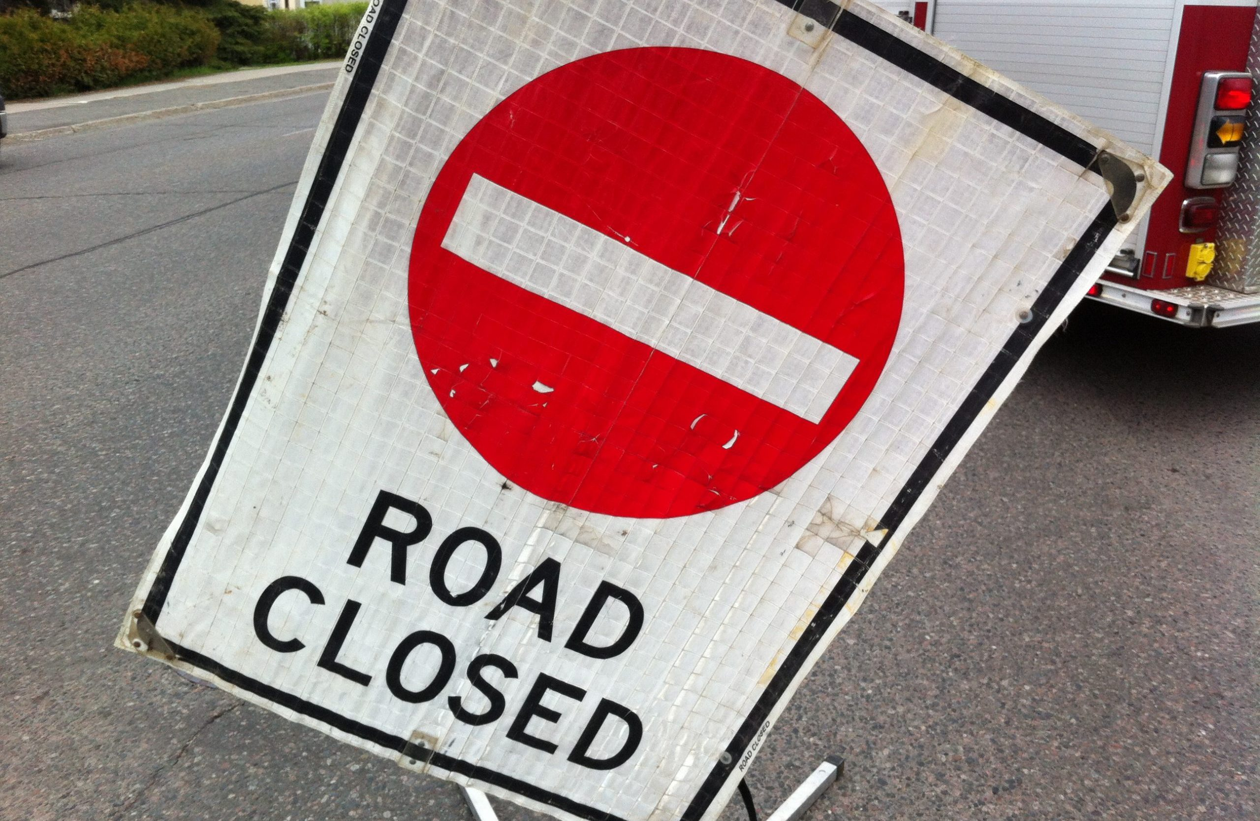 Section Of Highway 61 Closing This Weekend
