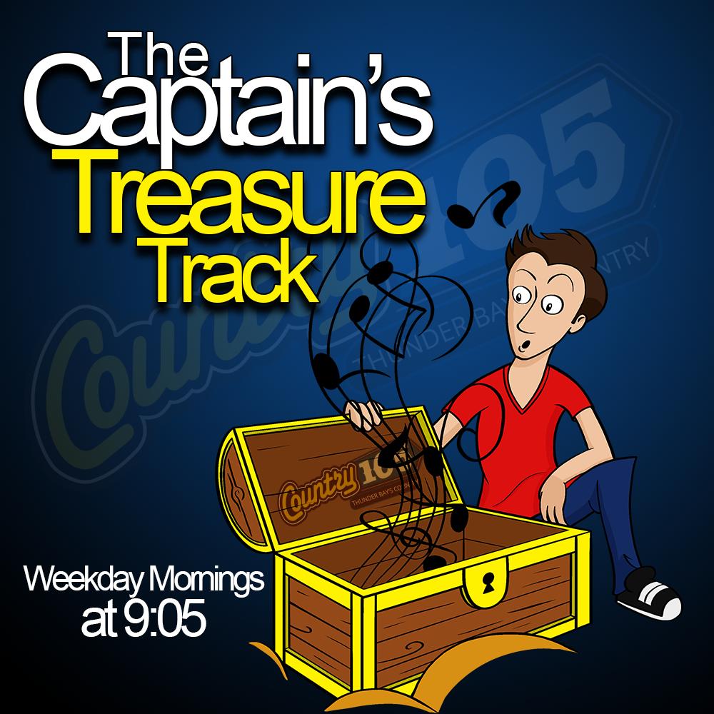 Treasure Track: October 2, 2018