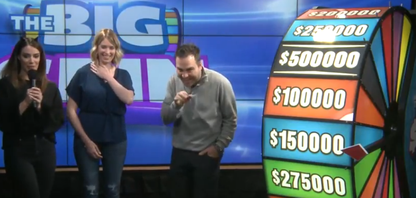 Local Couple Wins $350K