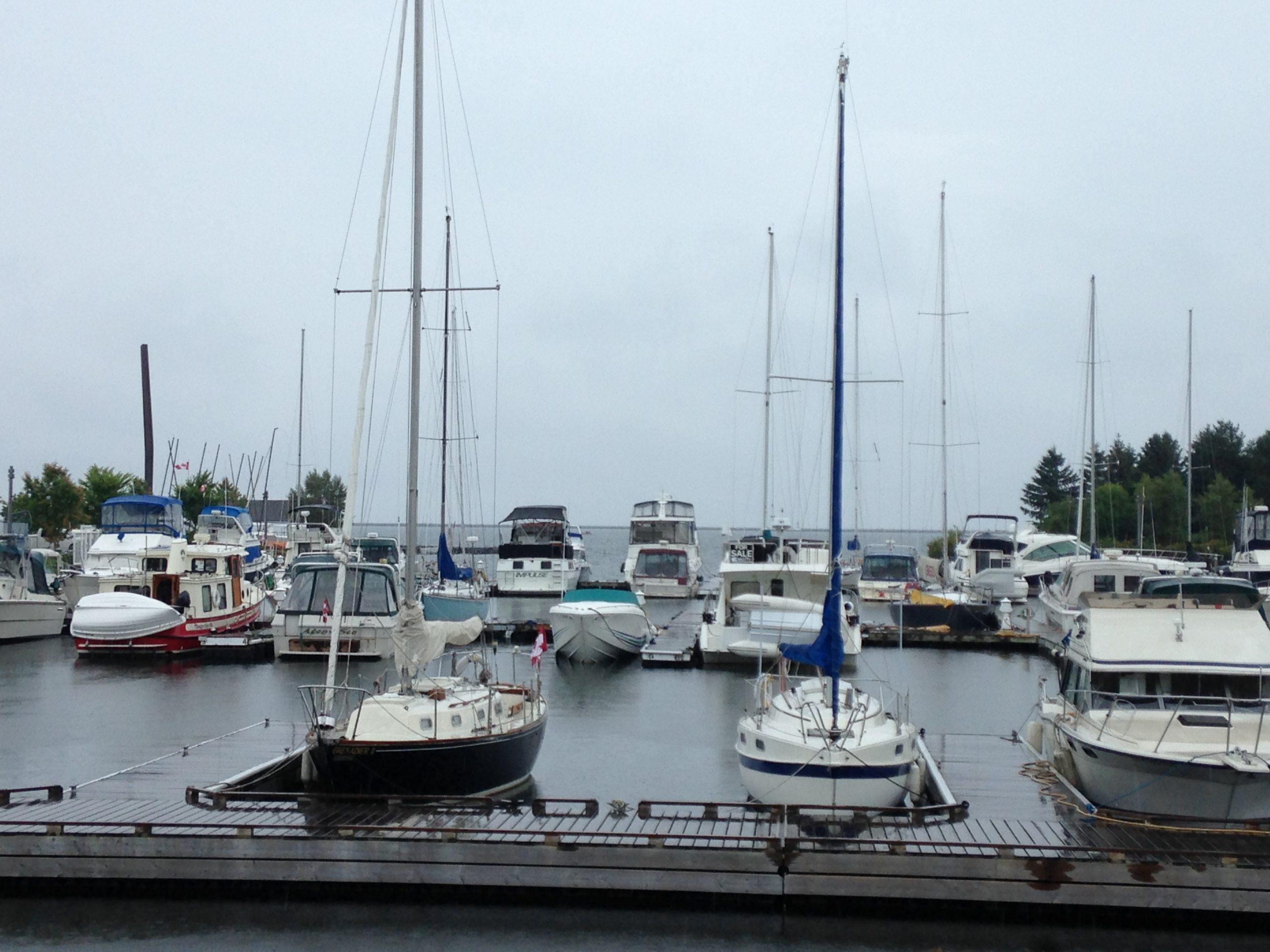 Boat Launch Closed