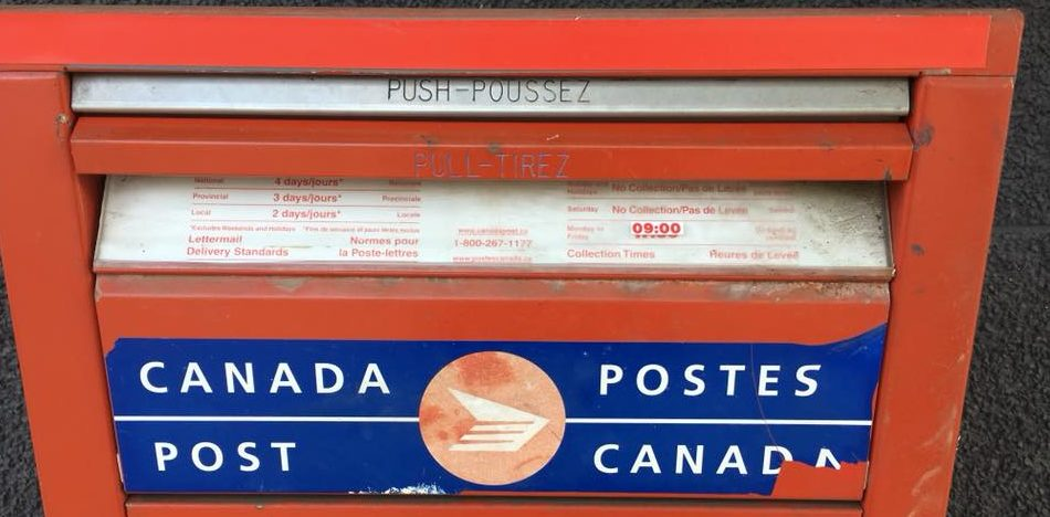 Postal Strike Looming, No NWO Locations