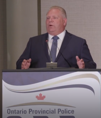 Ford Critical Of Fed's Cannabis Roll-Out