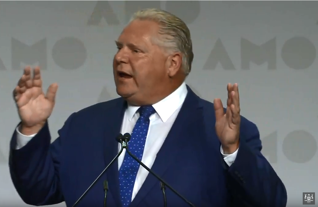 Mixed Review On Ford's 100 Days